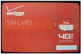 amazon verizon micro sim card 3ff