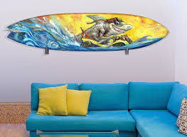 Surfboard And Skateboard Wall Decals And Wall Graphics Shop Wall Ah