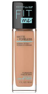 maybelline natural tan 320 fit me matte