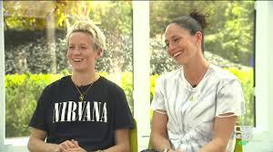 Sue Bird, Megan Rapinoe interview Part ...