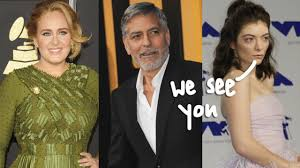 Adele, George Clooney, & Lorde Call For Action Following George Floyd's  Death: 'It's Sickening' - Perez Hilton