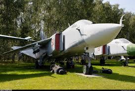 54 Sukhoi Su 24 Fencer Soviet Union Air Force Sebastian Sowa Jetphotos