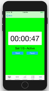 workout timer app for personal trainers