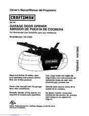 craftsman 139 53990 owner s manual pdf
