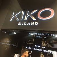 kiko make up milano cosmetics in