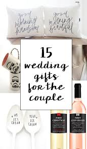 por wedding gift idea for couple 15