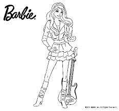 Afbeeldingsresultaat Voor Barbie Kleurplaat Kleurplaten Barbie