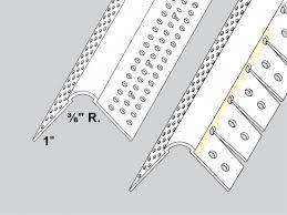 bullnose beads trim tex drywall