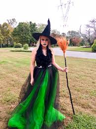 diy witch costume homemade witch