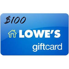 lowes gift card 100 90 dealmoon