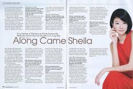picture of sheila sim ii