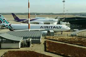 Air Italy, Solinas: