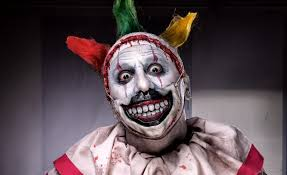 25 funky clown makeup ideas for