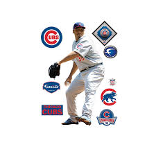Fathead Carlos Zambrano Chicago Cubs Wall Decal Amazon In Home Kitchen
