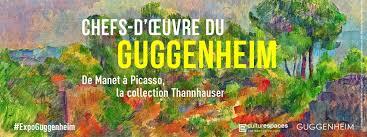 """Exposition : """"Les Chefs d'oeuvre du Guggenheim"""", à l'Hôtel de ..."""