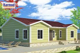 maisons préfabriqué 126m² economiques