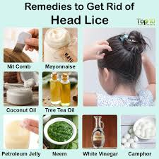 how to get rid of head lice 10 tips