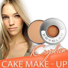 kryolan cake makeup pact saubhaya