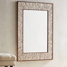 gie rectangular mosaic 32x48 mirror