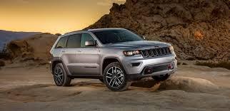 2018 jeep grand cherokee vs 2017 jeep