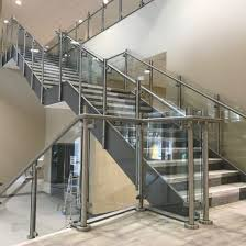 stainless steel railing systems square