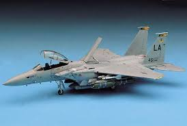 Academy Aircraft 1 72 F15e Strike Eagle Usaf Fighter Kit Internet Hobbies