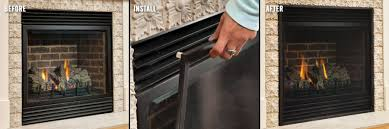 fireplace safety screens fireplace