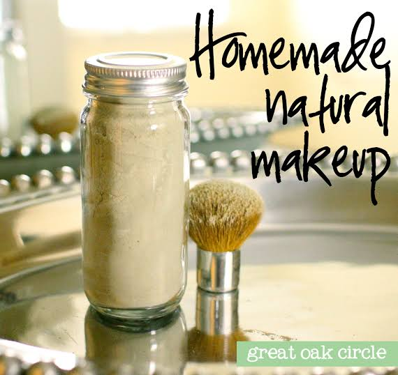 Image result for Make your own face powder