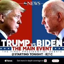Presidential debate live updates ...