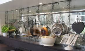 antique mirror glass splashbacks all