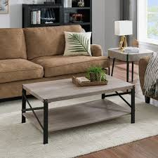union rustic coffee tables the