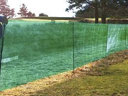 Windbreak Mesh Windbreak Fencing Reduces Wind Speed
