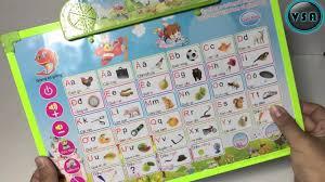 Đồ Chơi Học Tập - Bảng chữ cái điện tử thông mình - học qua bảng ...