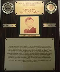 Joan Effie Morgan (2003) - Salem University Athletic Hall of Fame - Salem  University Athletics