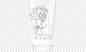 Thor Odin Wall Decal Comics Frosted Glass Blur Effect Glass Comics Tumbler Png Pngwing