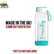 Love Island Inspired Water Bottle Vinyl Transfer Vinyl Decal Etsy