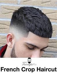 16 Best French Crop Haircut How To Get Styling Guide Fryzury