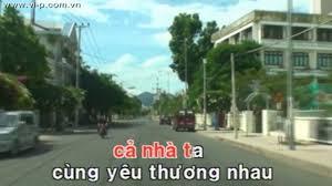 Cả nhà thương nhau Và Cho con[Thiếu nhi Karaoke] - YouTube