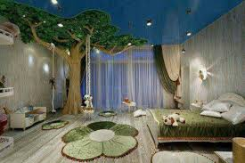 Amazing Forest Room Cool Kids Bedrooms Cool Kids Rooms Childrens Bedrooms