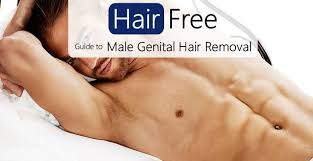 male guide to hair removal