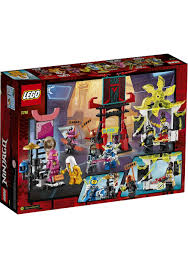 Ninjago LEGO Gamer's Market Building Set