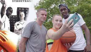 The Professor hooping in North Philly with streetball legend AO -  Ballislife.com