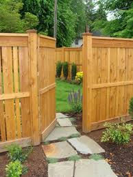 Below S An Overview Of Structure And Also Installing A Wood Fence For Included Privacy Learn Backyard Fence Decor House Fence Design Privacy Fence Landscaping