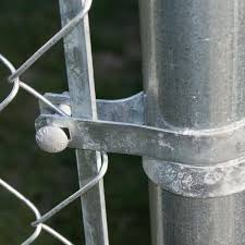Yardgard 4 Ft Galvanized Metal Fence Tension Bar 328512dpt The Home Depot