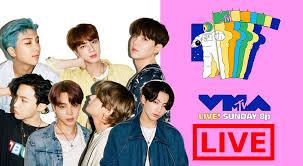 BTS en los MTV VMAs 2020 EN VIVO: cómo ...