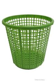 Green Kids Bathroom Room Waste Basket Trash Garbage Can Mh4nd088 American Chateau
