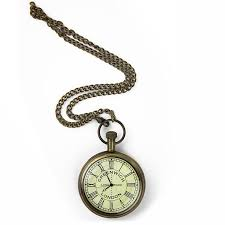 pocket watch with chain greenwich