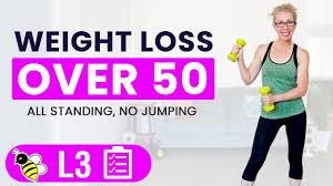 weight loss workout for women over 50