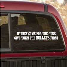 Pro Gun Decals