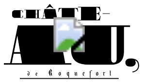 Château de Roquefort - Pierre Noble